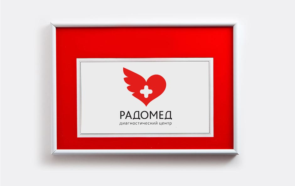 Creation of the logo of the medical clinic, Medical clinic logo design
