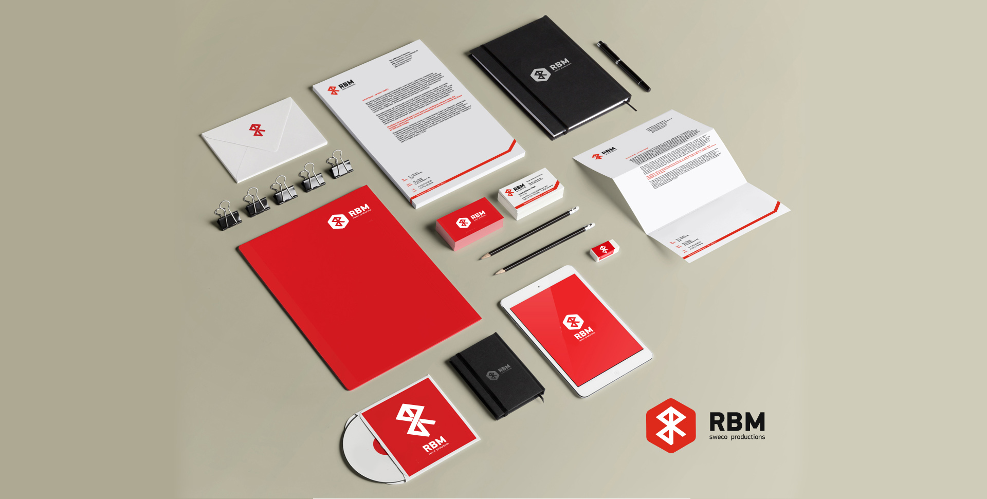 Сorporate identity инжиниринговой компании, Engineering company corporate identity