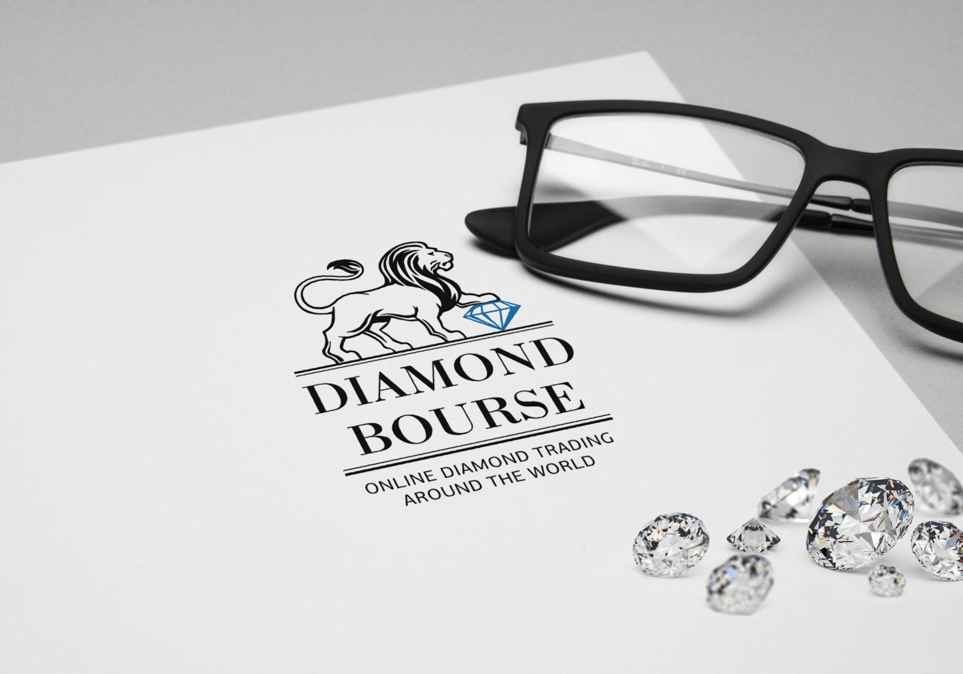 Дизайн логотипа магазина драгоценных камней