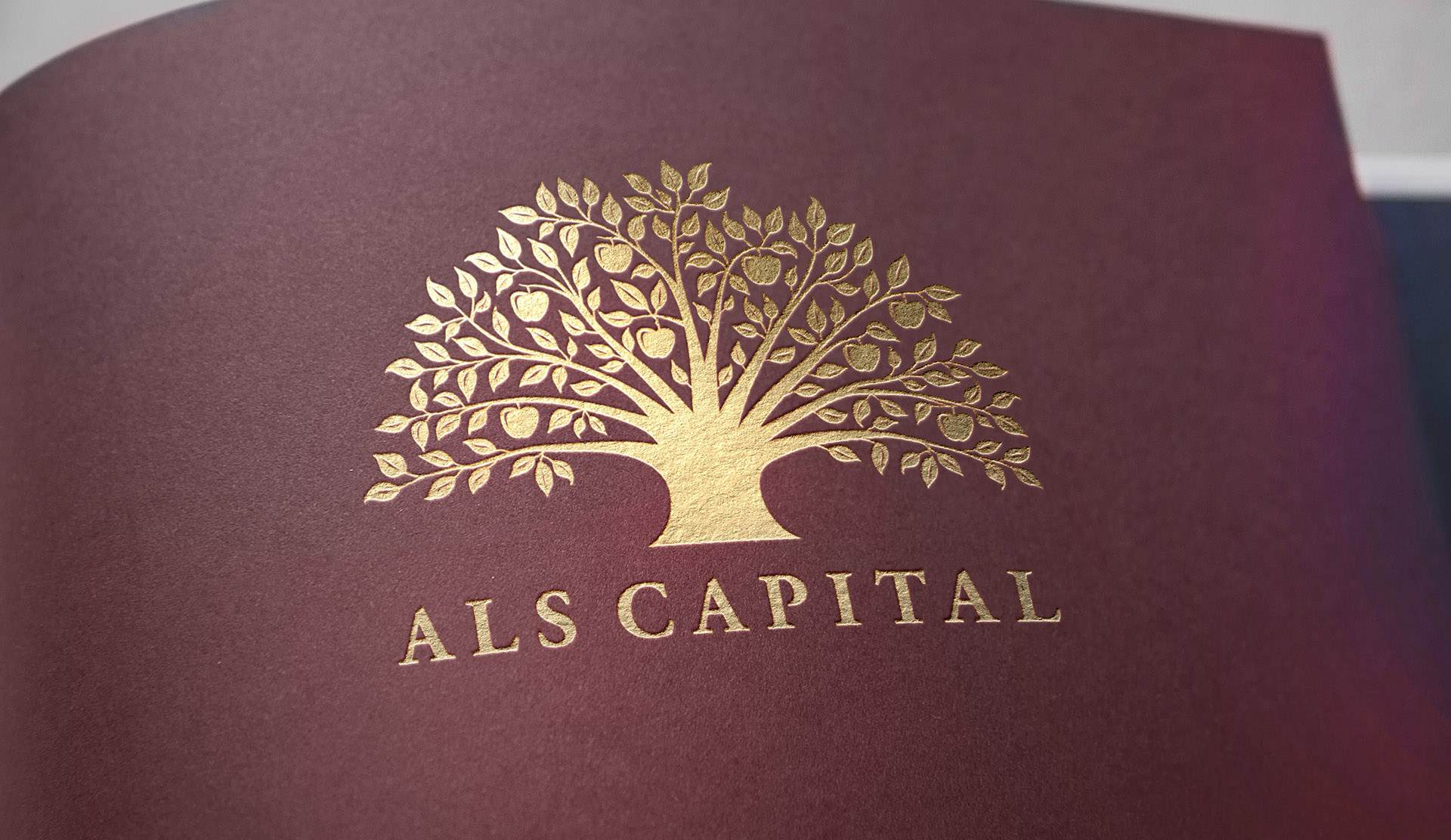 logo of a financial company