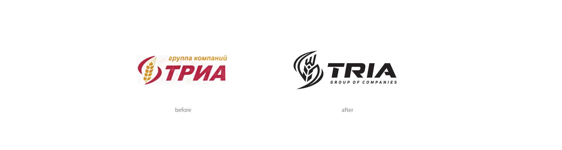 Development of the logo сельскохозяйственной компании, Agro logo design