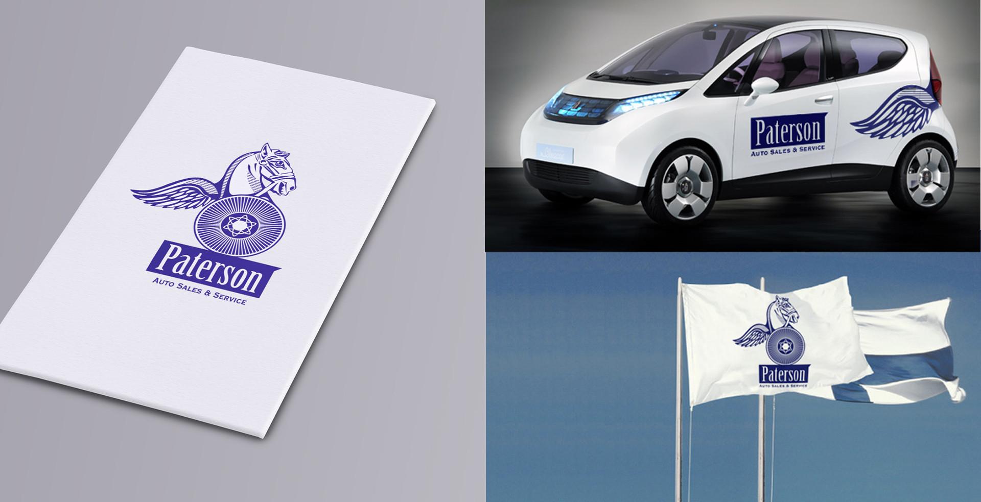 Logo for car service centers