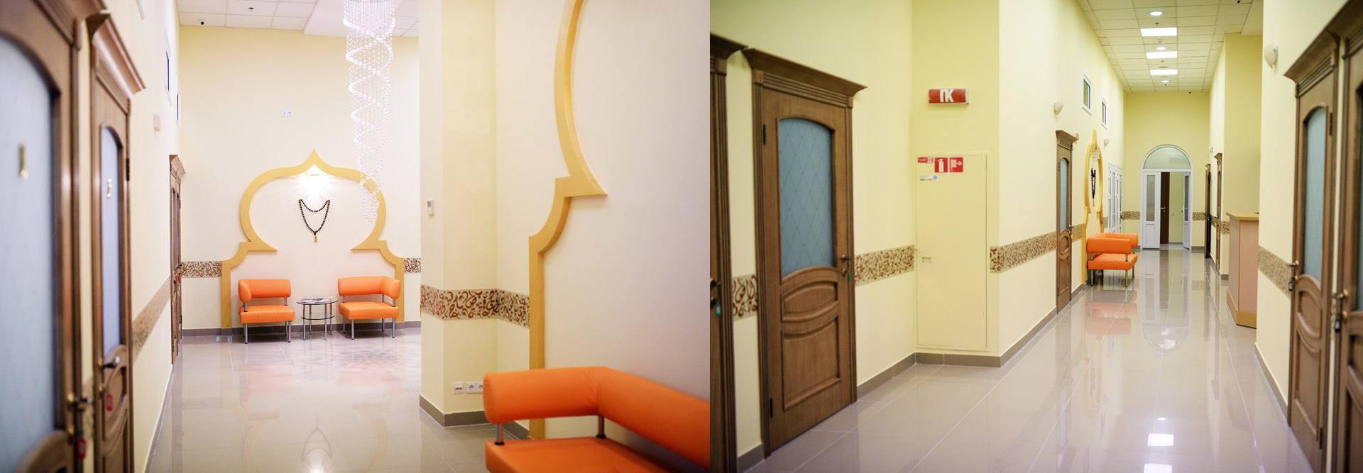 Дизайн интерьера of the medical center Medical center interior design