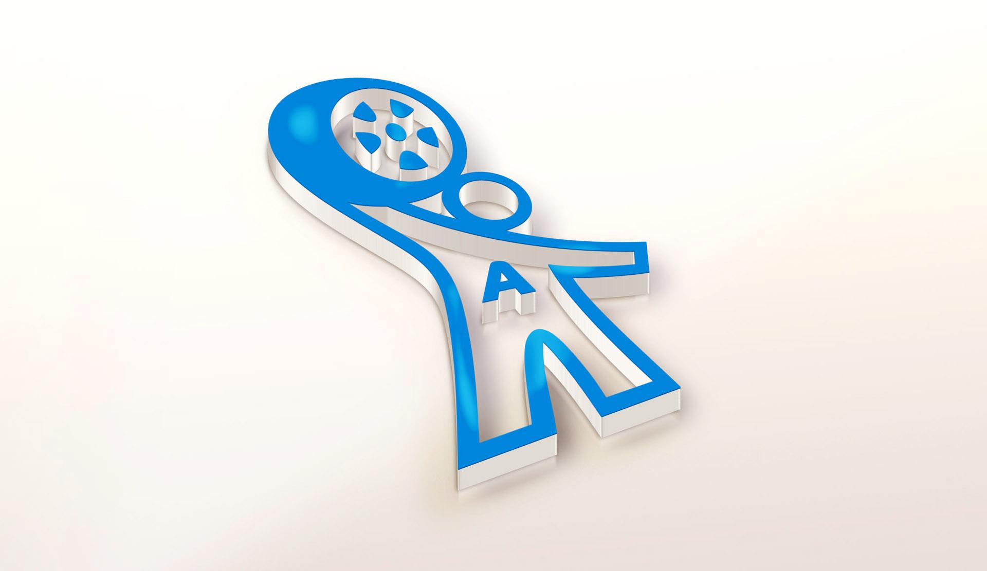 Автомобильный logo 3D