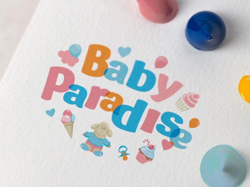 Logo Design для детского магазина