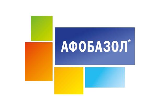 Афобазол logo. Медицинское средство против стресса