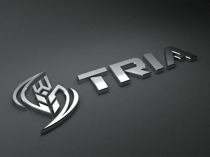 Дизайн 3D логотипа агрокомпании, Agro logo 3D design