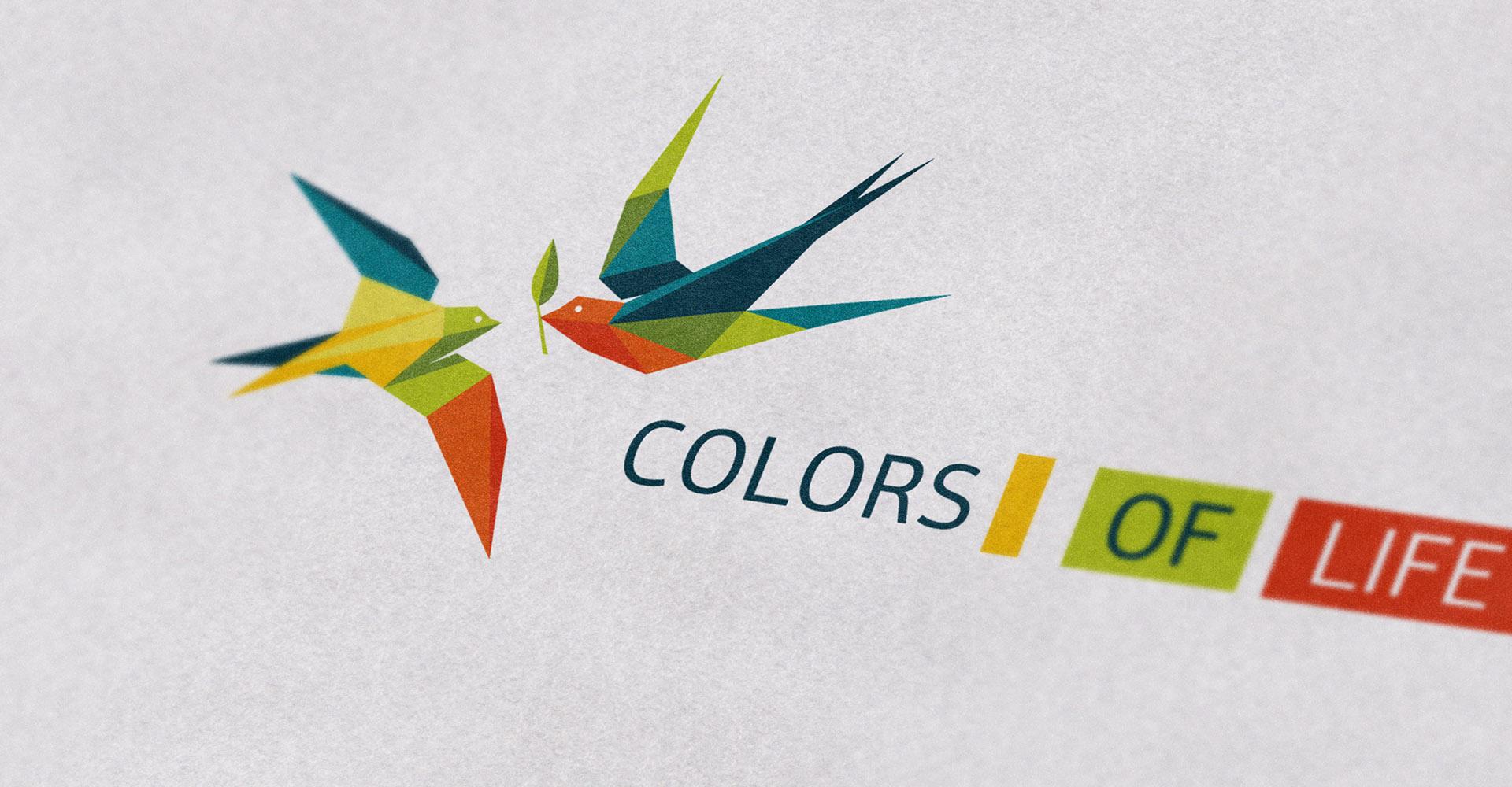 Яркий logo общественной организации
