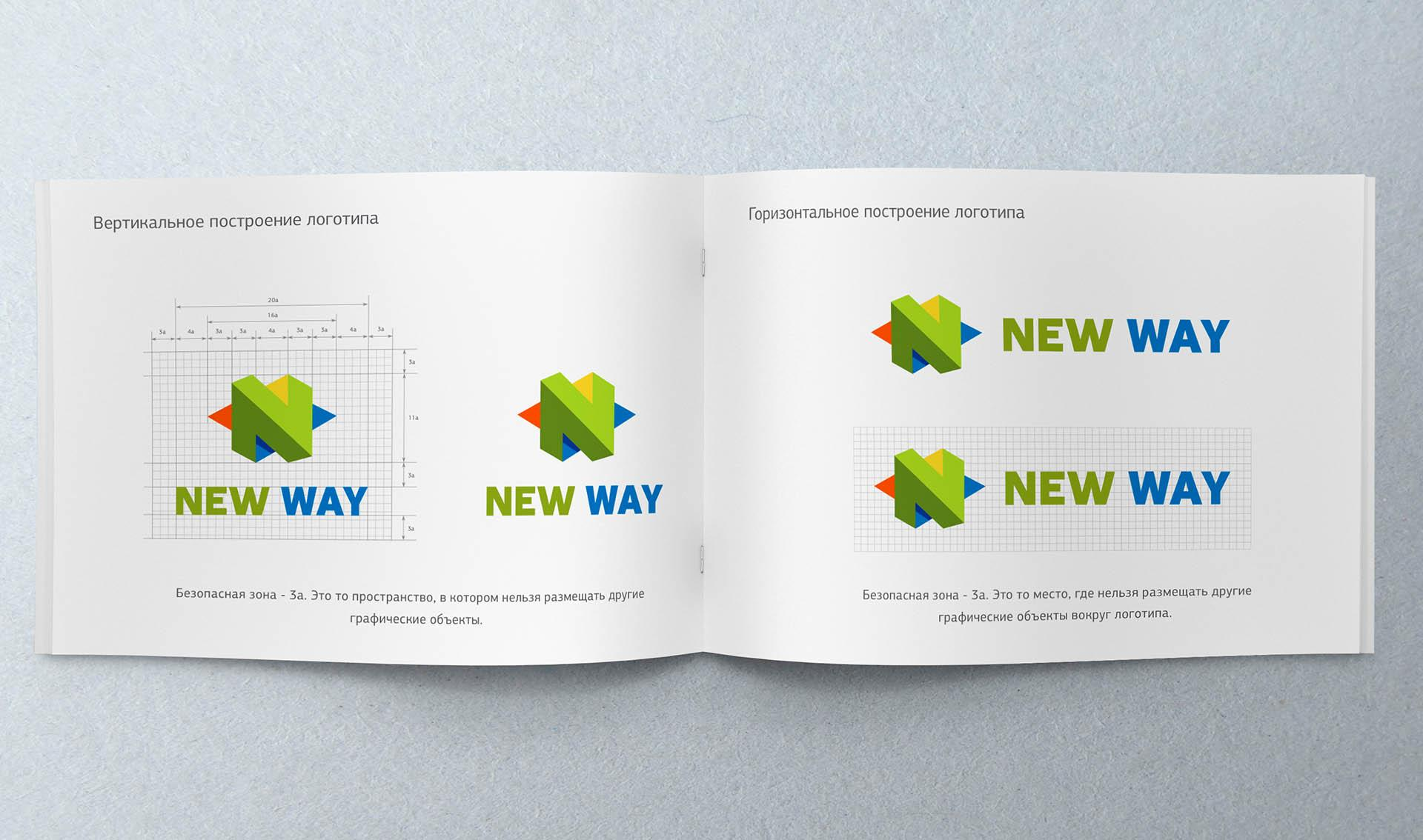 Development of the brand book of the shopping center