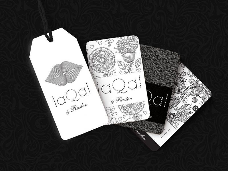 Дизайн бирки для clothes