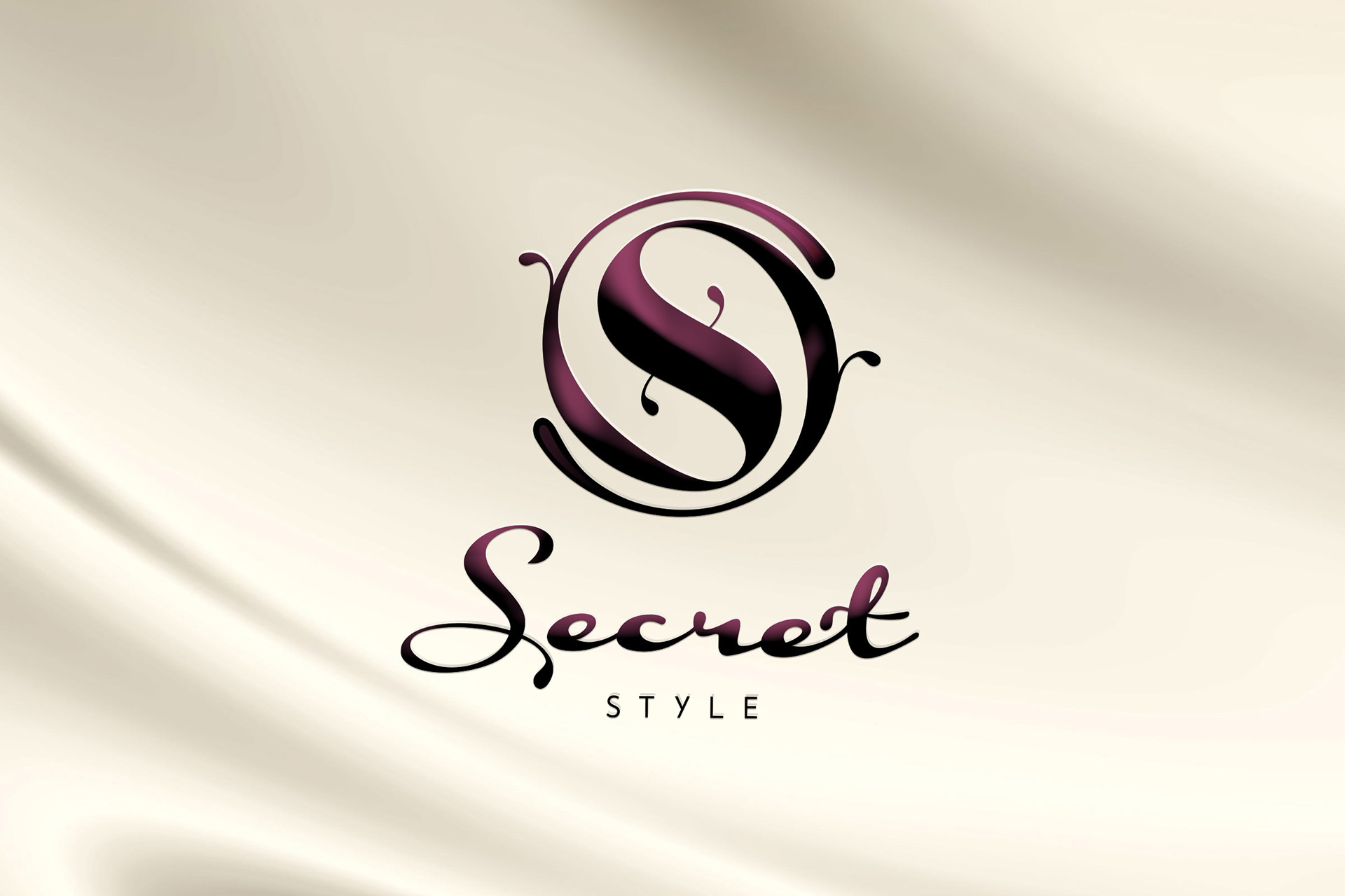 Logo Design для салона красоті