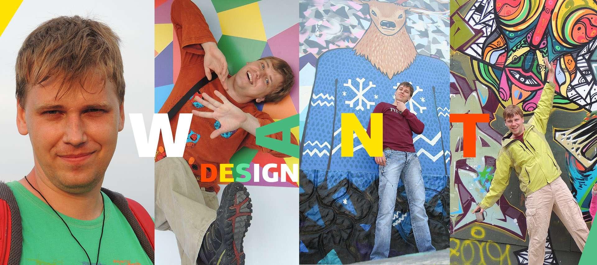 Anton Skrypnyk graphic designer