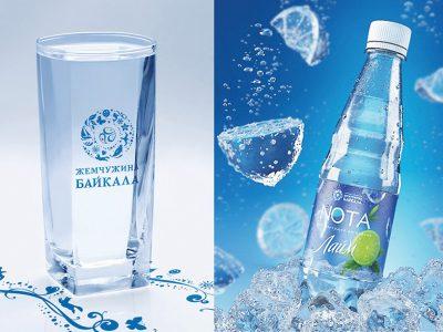 Design бутылки для воды