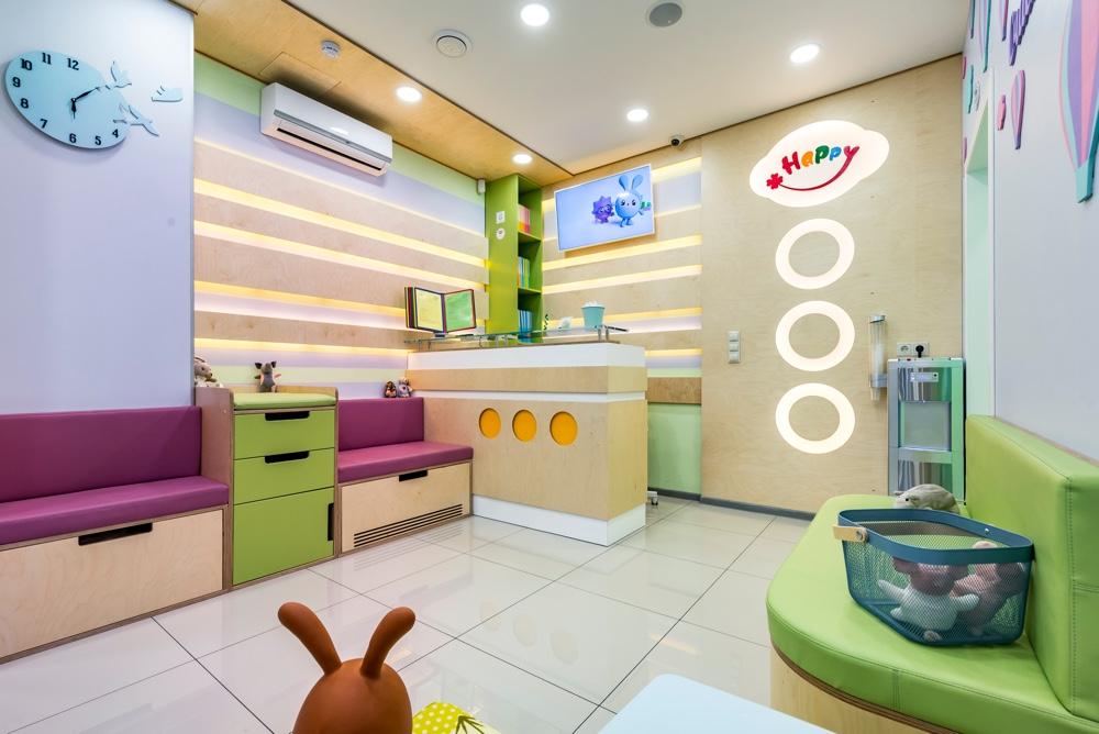 branding for the kids medical center
