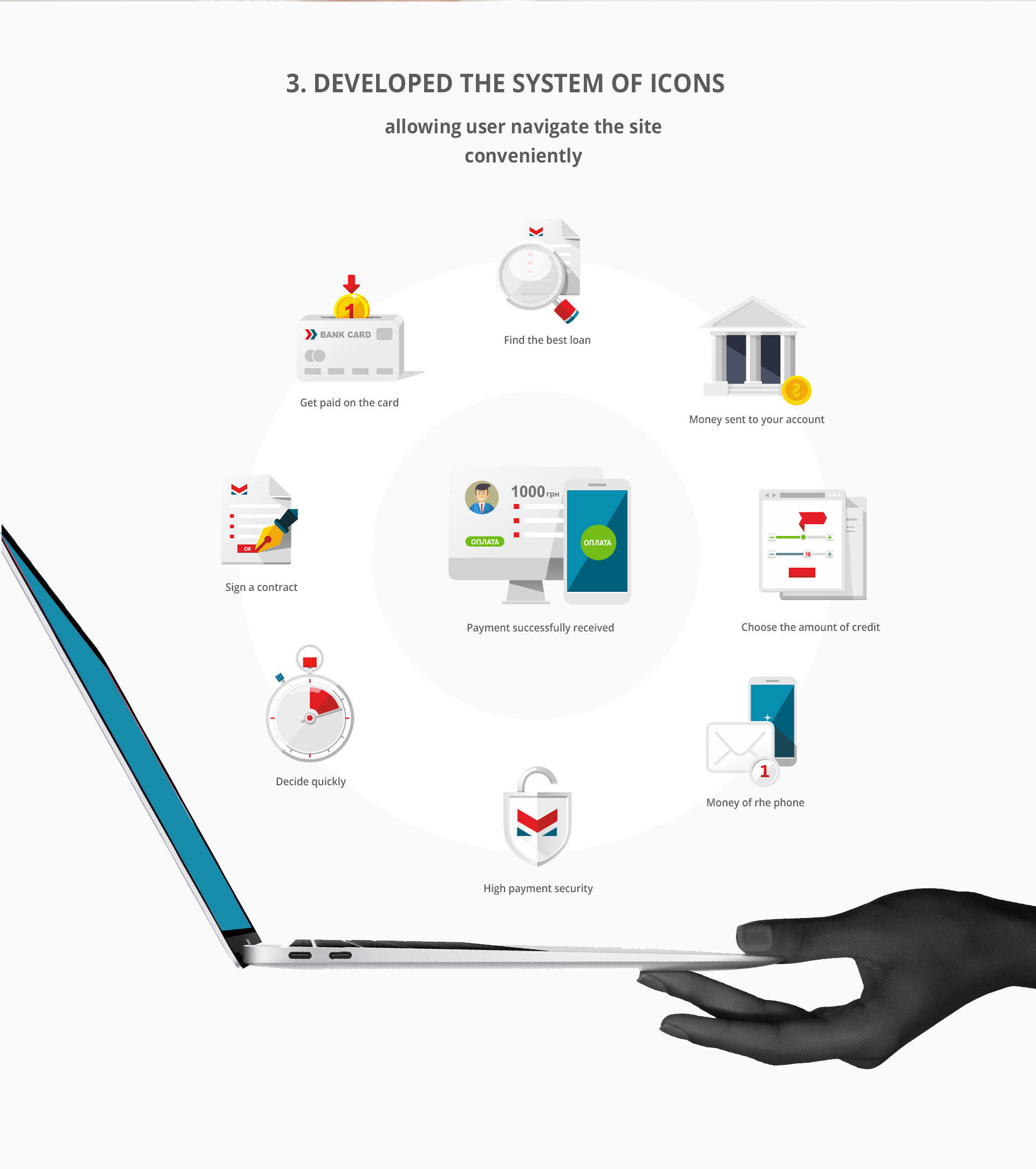 loan isons design